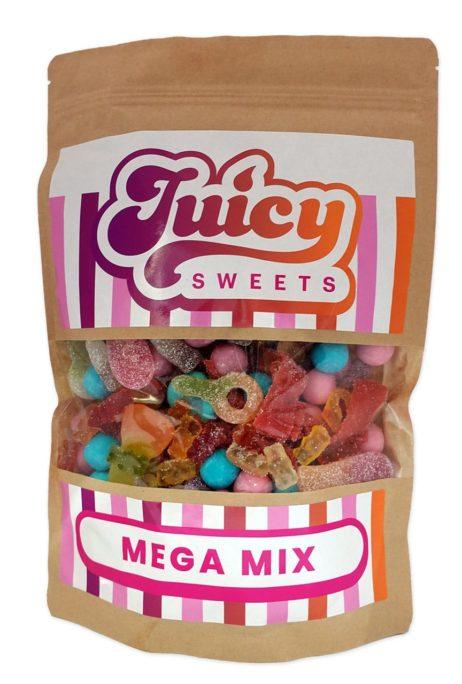 Juicy Sweets - Mega Mix